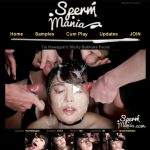 Sperm Mania Renew Subscription